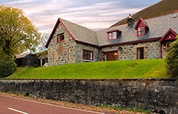 More information on Stag Holiday Lodge at Glencarron