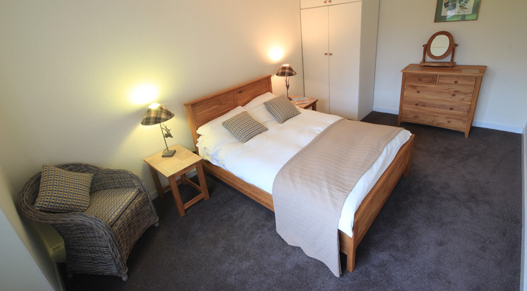 Stag Lodge Master Bedroom