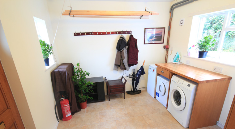 Stag Lodge Utility Room