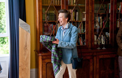 The Princess Royal visited the Glencarron Estate 5