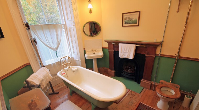 Glencarron Lodge Bathroom