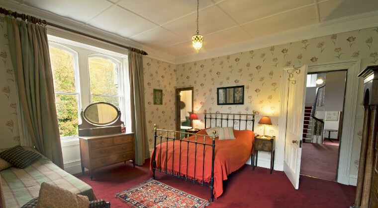 Glencarron Double Bedroom