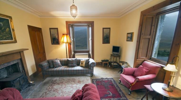 Glenuaig Drawing Room