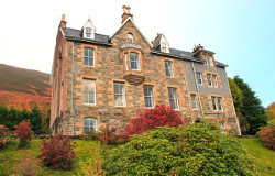 More information on Glencarron Lodge at Glencarron